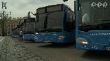 BKV - 150 új busz Budapesten