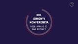 Simonyi Konferencia 2016 - evopro Modulo