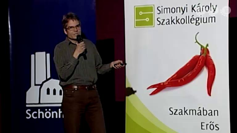 Schönherz Meetup 2015 - Kvantumos információ megosztásnak és feldolgozásnak fizikai alapjai