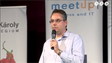 Schönherz Meetup 2017 ősz - Egy egyetemista mindennapjai internet nélkül