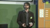 Simonyi Konferencia 2012 - Robotfejlesztés a bolygókon átívelő felfedezésekért