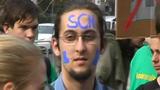 Schönherz Qpa 2007 - Tüntetés: Legyen újra kék a Schönherz!